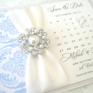 save the date cards, personalised save the date calendars, wedding save the dates