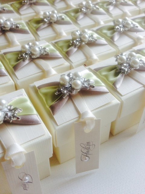Little Box Of Treats For Your Guests Luxury Wedding Invitations And Handmade Stationery