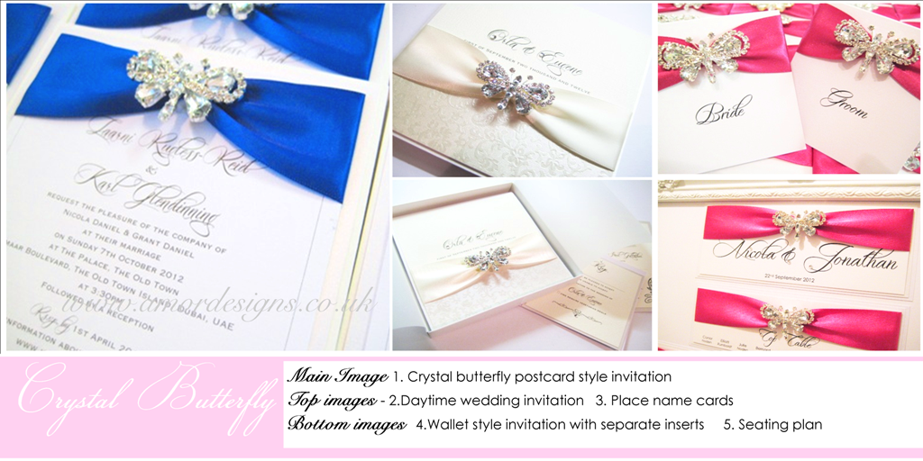 Portfolio – Luxury Wedding Invitations and Handmade Stationery